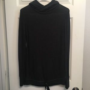Lululemon pullover sweater with hood, size 4